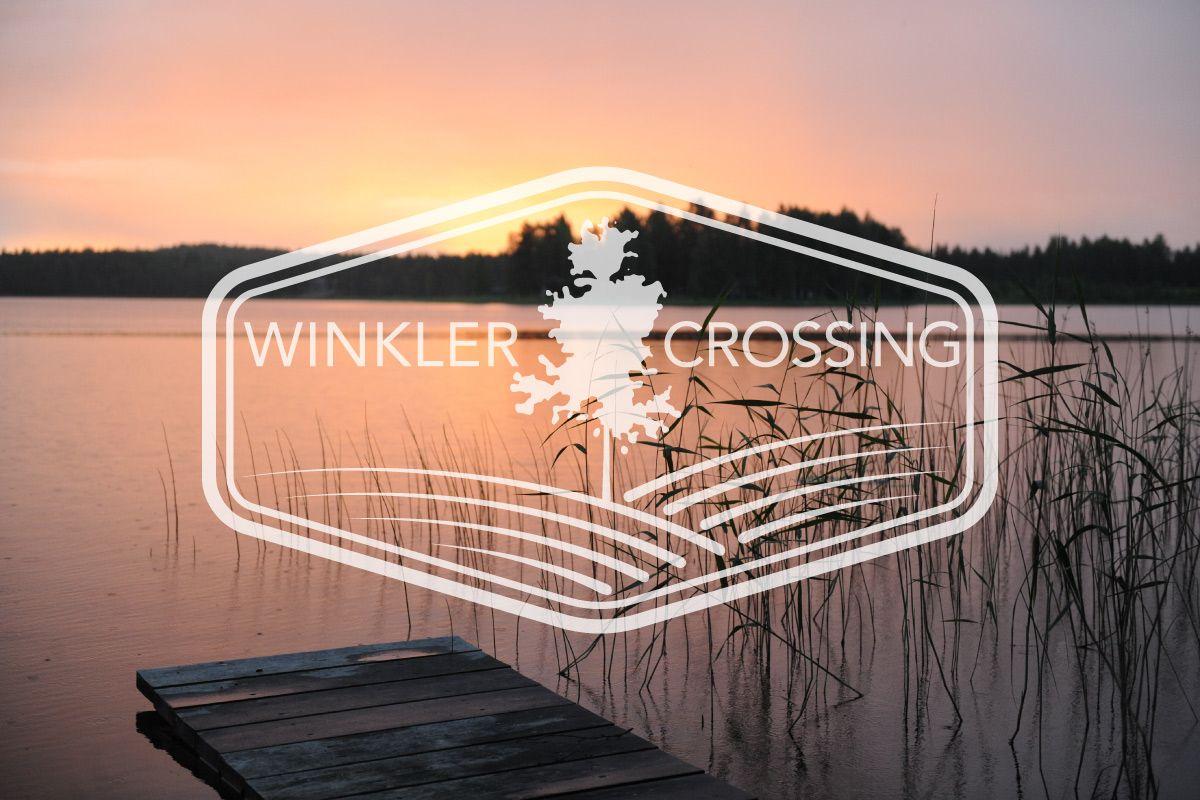 Winkler Crossing Logo